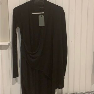 All Saints Drina  Vneck dress